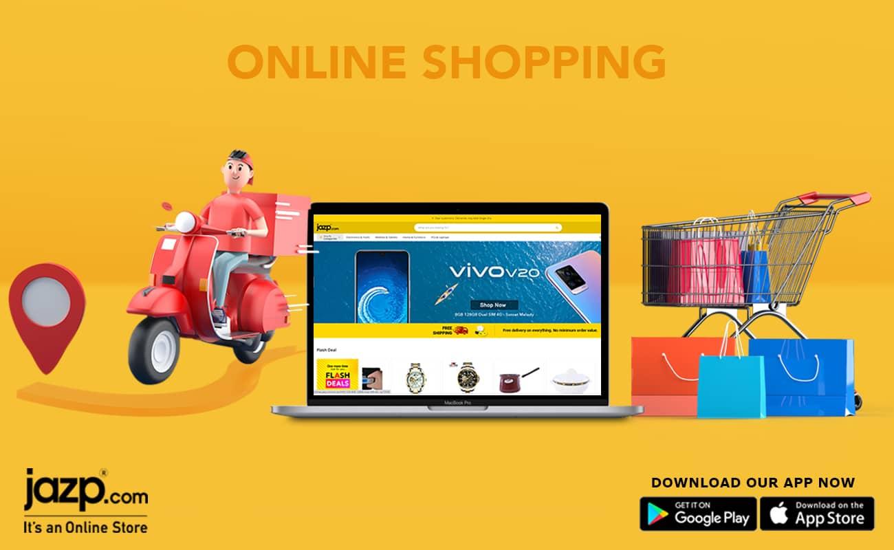 Online shopping Oman